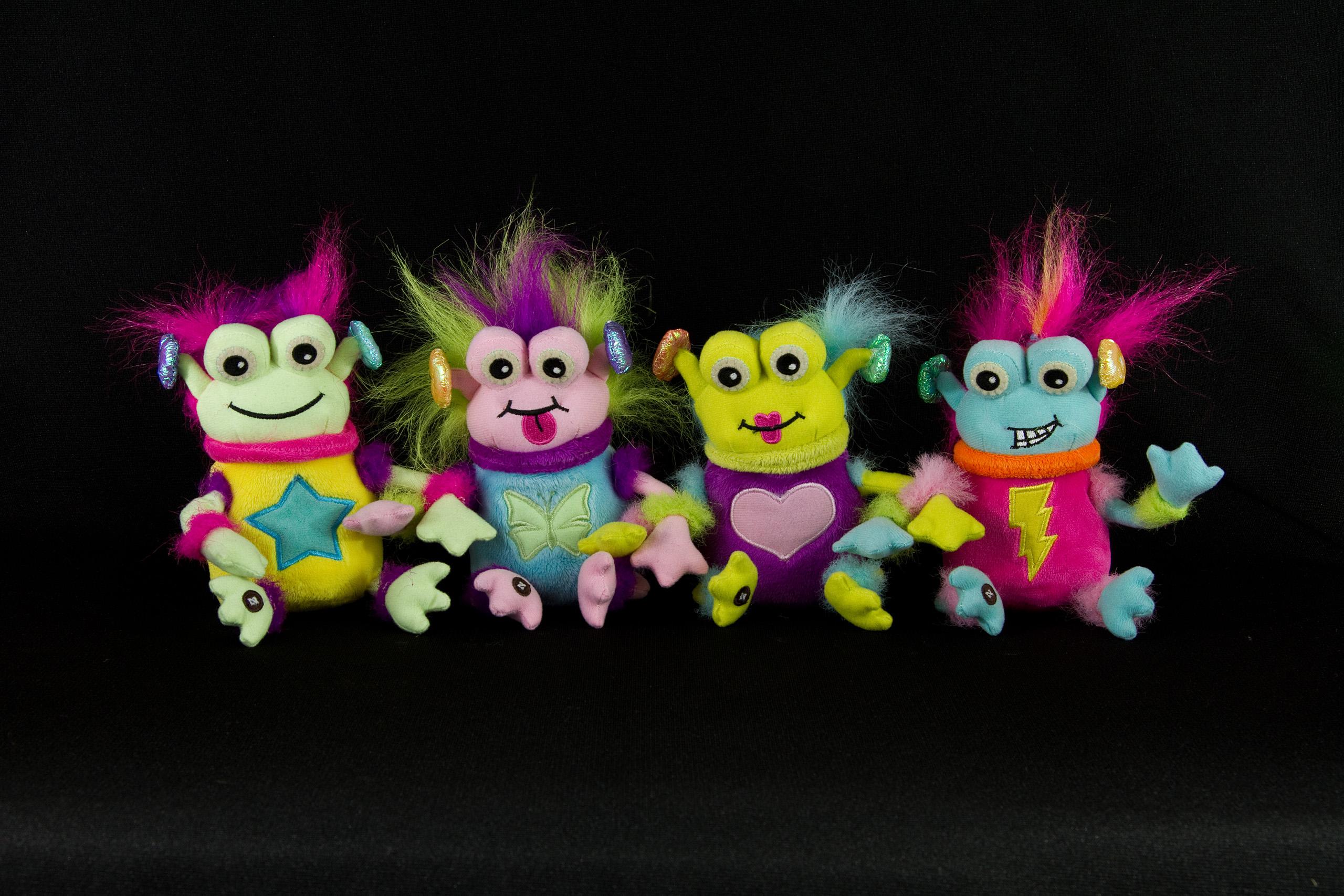 Glow Trolls