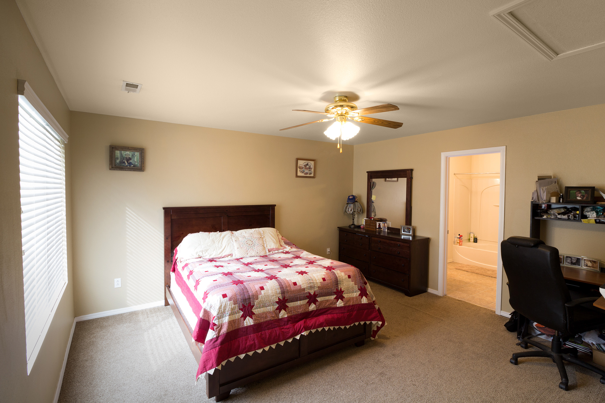 Littlefield Home - Bedroom